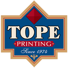tope printing millersburg ohio commercial printing advetising specialties
