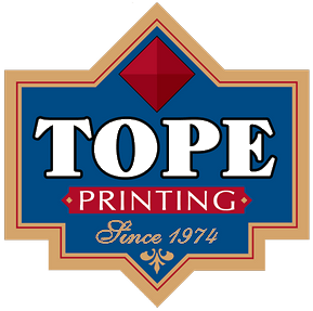 tope printing inc logo