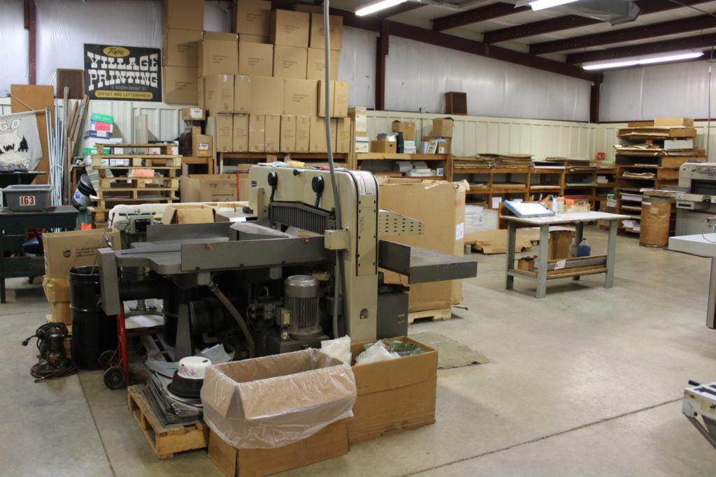 tope printing print shop millersburg ohio